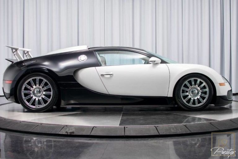 2008 Bugatti VEYRON Coupe for sale For Super Rich