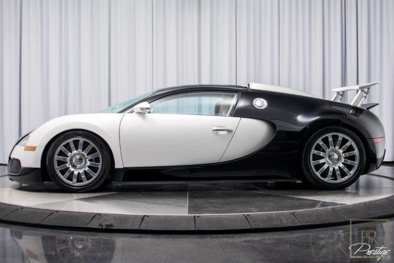 2008 Bugatti VEYRON Used for sale For Super Rich