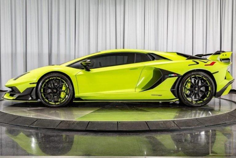 2019 Lamborghini AVENTADOR SVJ search for sale For Super Rich
