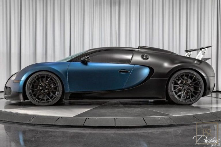 used Bugatti VEYRON for sale exotic cars