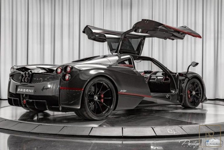 2014 Pagani HUAYRA ____ for sale For Super Rich
