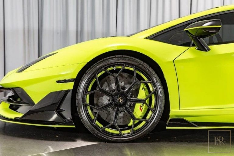 2019 Lamborghini AVENTADOR SVJ argus for sale For Super Rich