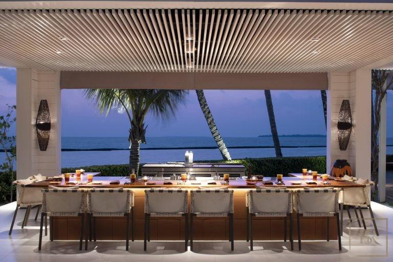 Ultra luxury properties Randheli Maldives for rent holiday