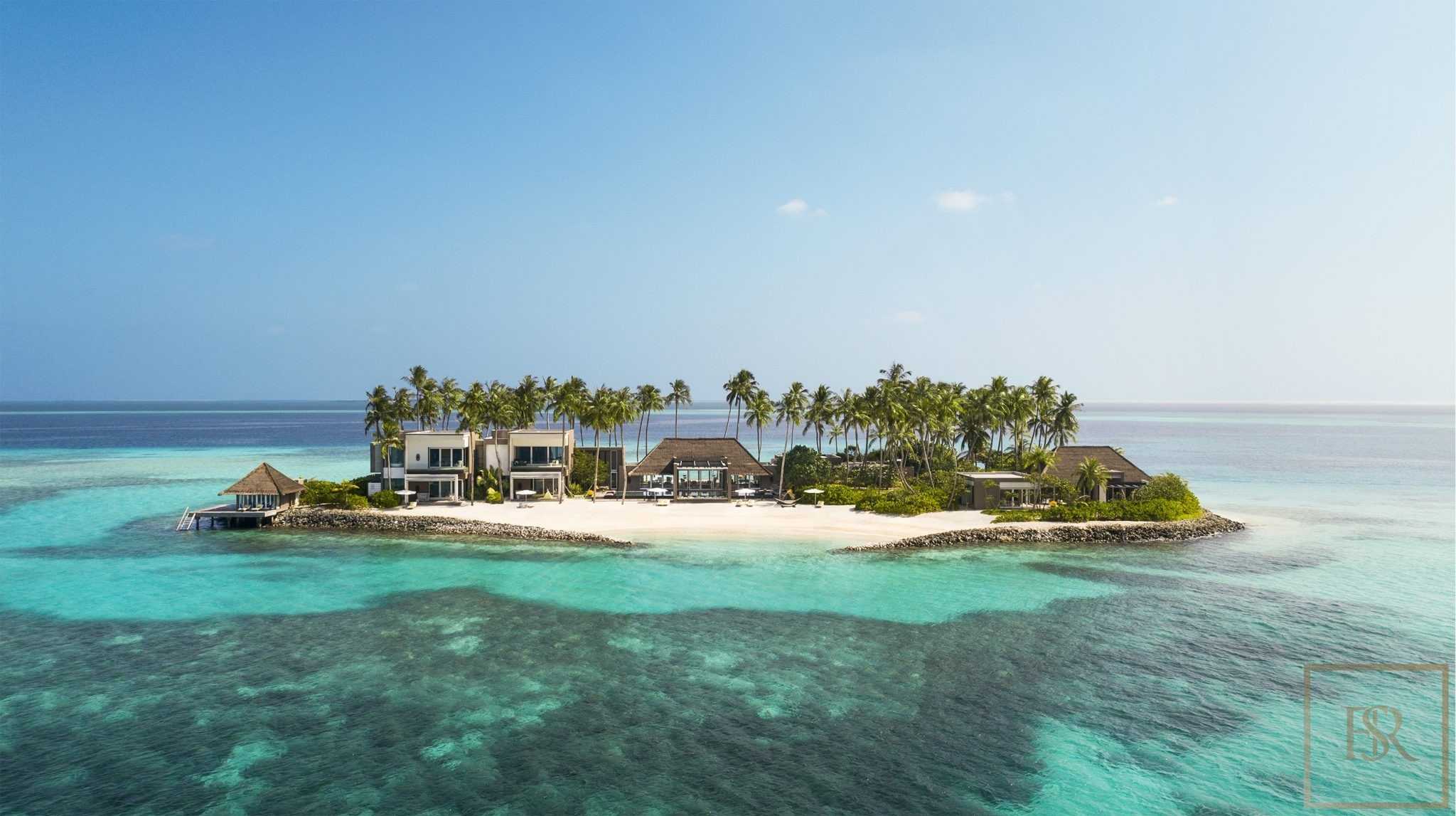 For super rich ultra luxury real estate properties homes, most expensive houses, rent unique penthouse apartment and ultimate villa in Randheli Maldives for rent holiday