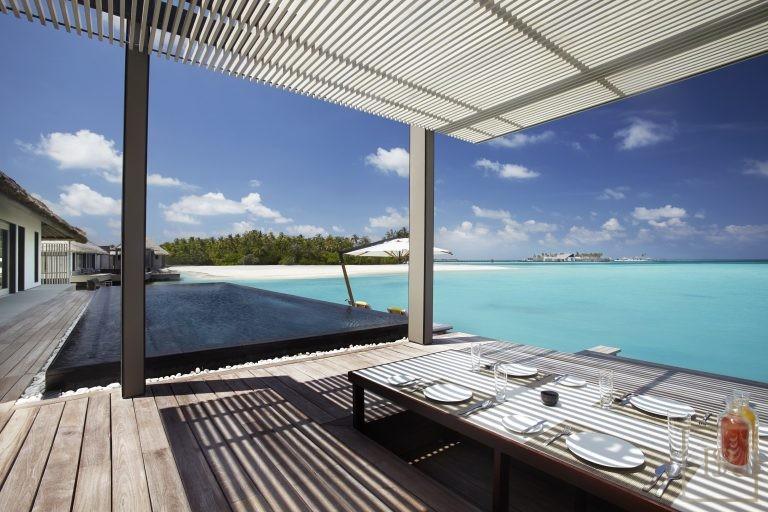 Ultra luxury property Randheli Maldives for rent holiday
