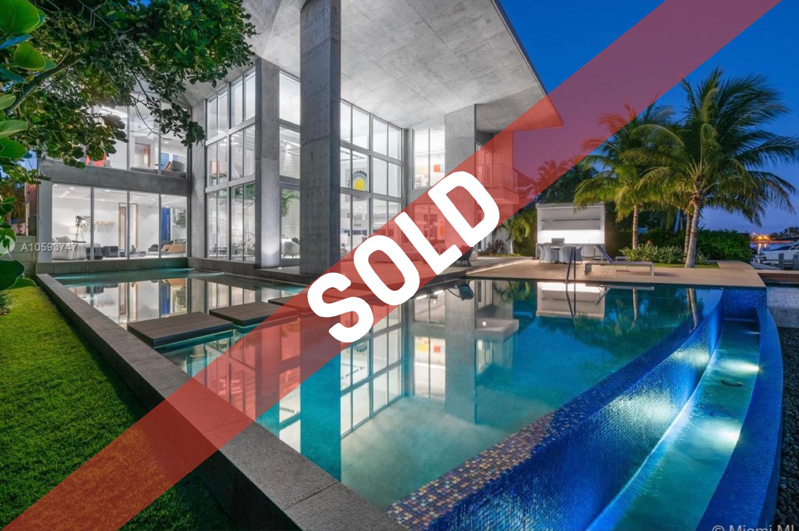 House 35 E Dilido Dr - Miami Beach, USA for sale For Super Rich