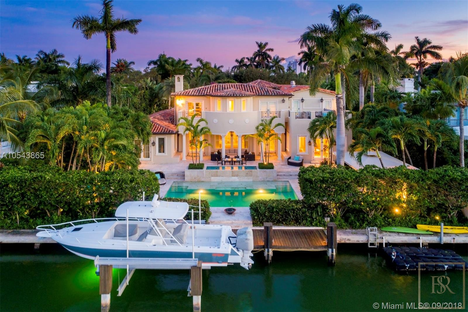 House 1511 W 27th St - Miami Beach, USA for sale For Super Rich