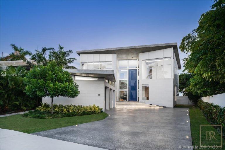 House 35 E Dilido Dr - Miami Beach, USA luxury for sale For Super Rich
