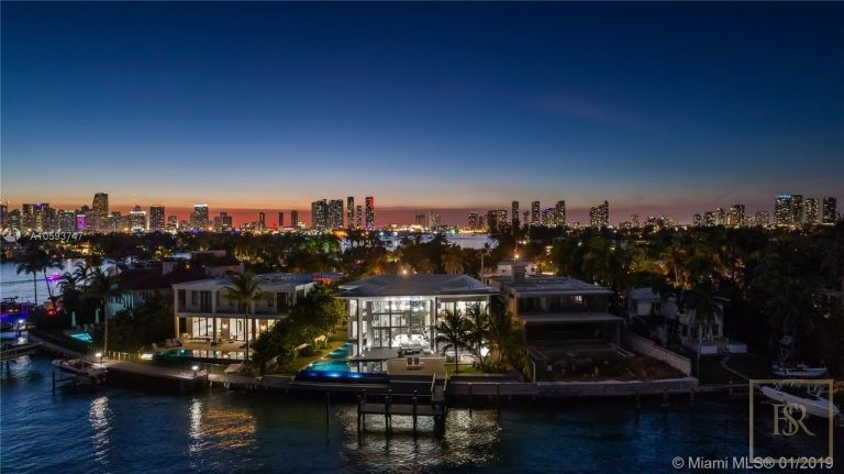 House 35 E Dilido Dr - Miami Beach, USA property for sale For Super Rich