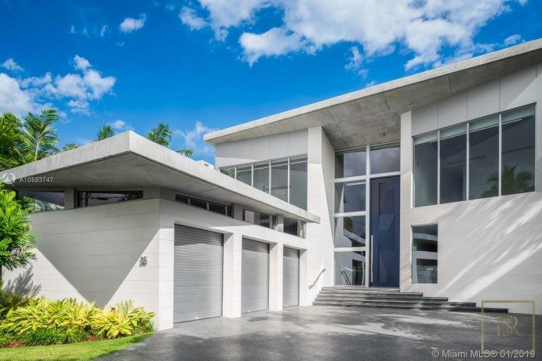 House 35 E Dilido Dr - Miami Beach, USA prix for sale For Super Rich