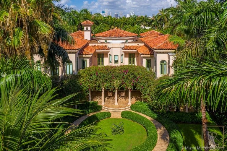 House 29 Star Island Dr - Miami Beach, USA Used for sale For Super Rich