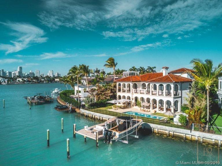 House 27 E Dilido Dr - Miami Beach, USA buy for sale For Super Rich