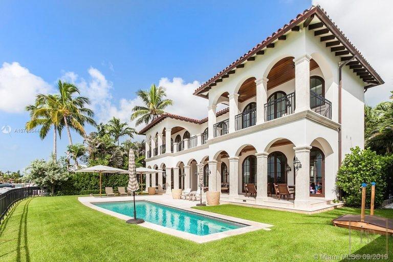 House 27 E Dilido Dr - Miami Beach, USA A10740544 for sale For Super Rich