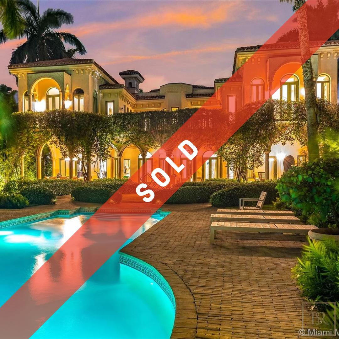House 29 Star Island Dr - Miami Beach, USA for sale For Super Rich