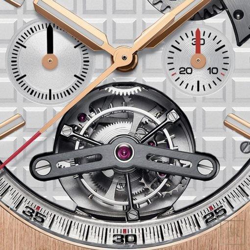Watch AUDEMARS PIGUET Royal Oak Offshore Tourbillon Chronograph Unique for sale For Super Rich