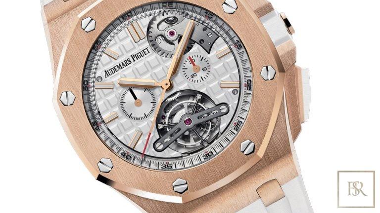 Watch AUDEMARS PIGUET Royal Oak Offshore Tourbillon Chronograph United Arab Emirates for sale For Super Rich
