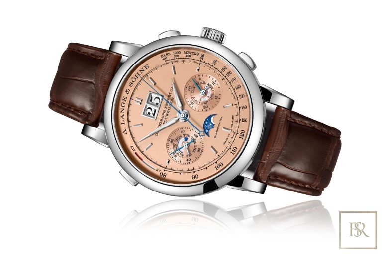 Watch A. LANGE & SÖHNE Datograph Perpetual Tourbillon 41.5 Limited Edition Unique for sale For Super Rich
