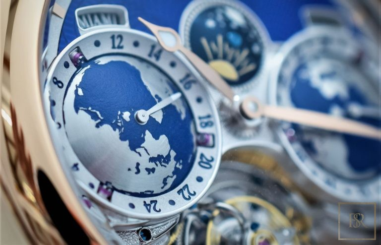 Watch BOVET Amadeo Fleurier Flying Tourbillon Limited Edition  Unique for sale For Super Rich