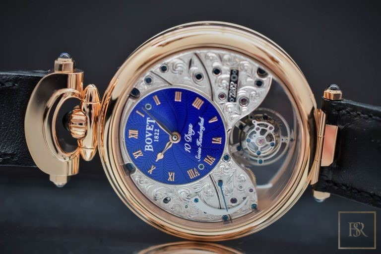 Watch BOVET Amadeo Fleurier Flying Tourbillon Limited Edition  Luxury for sale For Super Rich