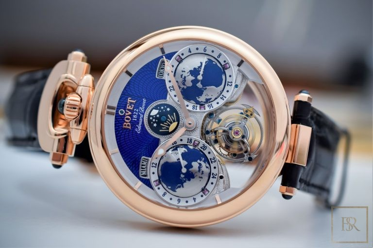 Watch BOVET Amadeo Fleurier Flying Tourbillon Limited Edition  United Arab Emirates for sale For Super Rich