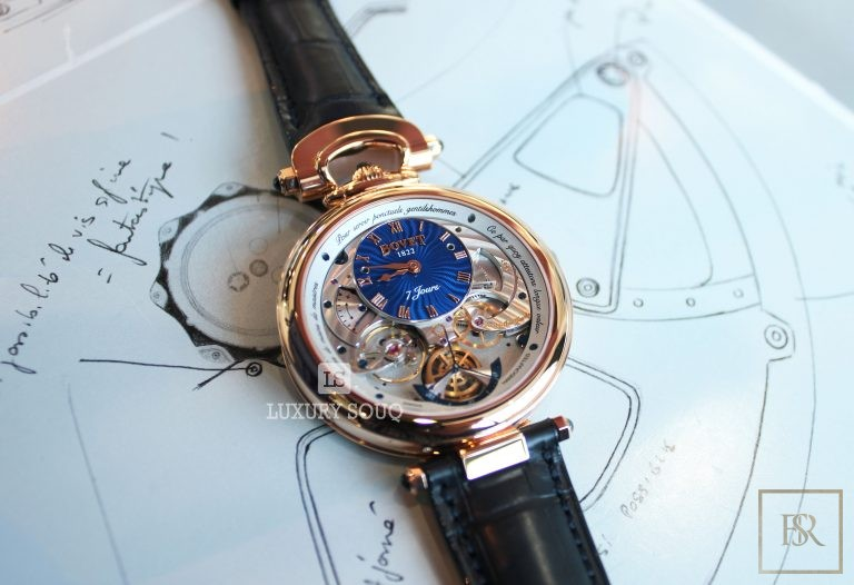 Watch BOVET Amadeo Fleurier Flying Tourbillon Limited Edition  180000 for sale For Super Rich