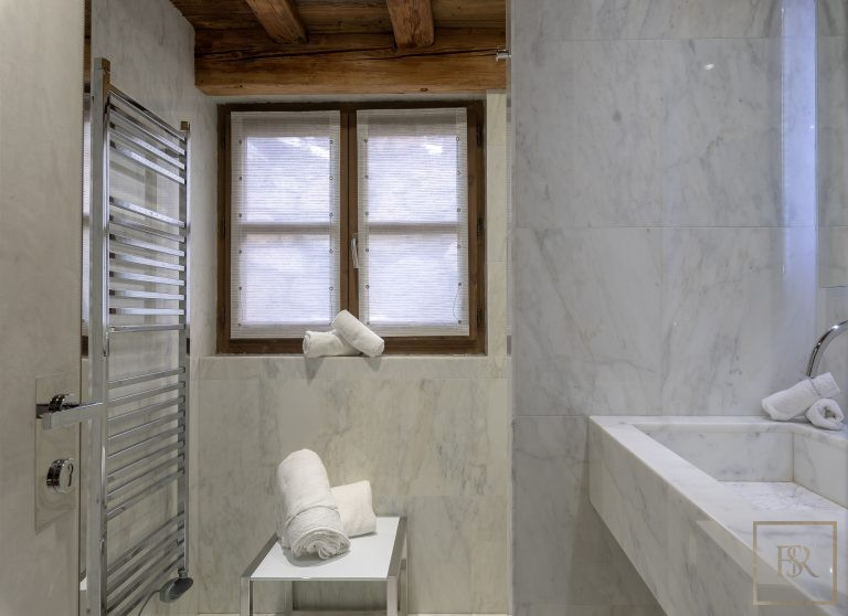 Chalet Courchevel 1850 with Swimming Pool Classified ads rental For Super Rich