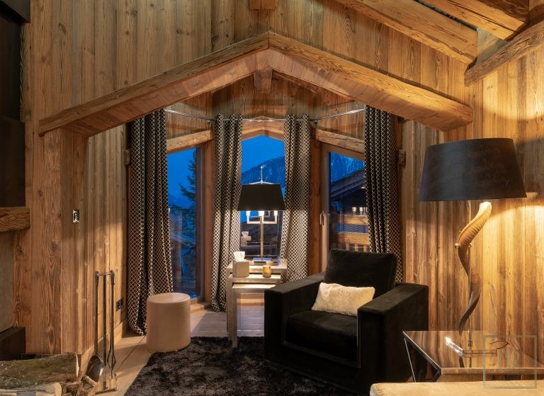 Chalet Courchevel 1850 with Swimming Pool 32900 Week rental For Super Rich