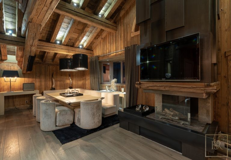 Chalet Courchevel 1850 with Swimming Pool search rental For Super Rich