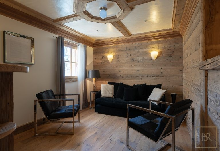 Chalet Courchevel 1850 with Swimming Pool exclusive rental For Super Rich