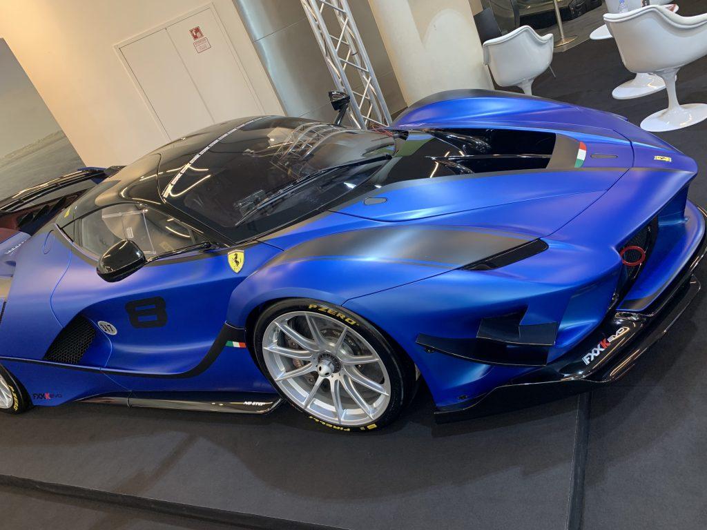 Ferrari FXXK present Top marques Monaco 2019
