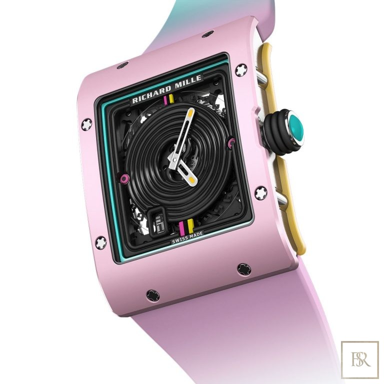 Watch RICHARD MILLE Bonbon Collection Automatic Reglisse  United Arab Emirates for sale For Super Rich