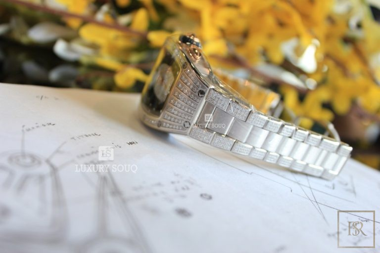 Watch RICHARD MILLE Ladies White Gold Diamond Set 290000 for sale For Super Rich