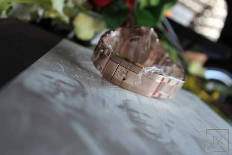 Watch ROLEX GMT-Master II Automatic Rose Gold Diamond United Arab Emirates for sale For Super Rich