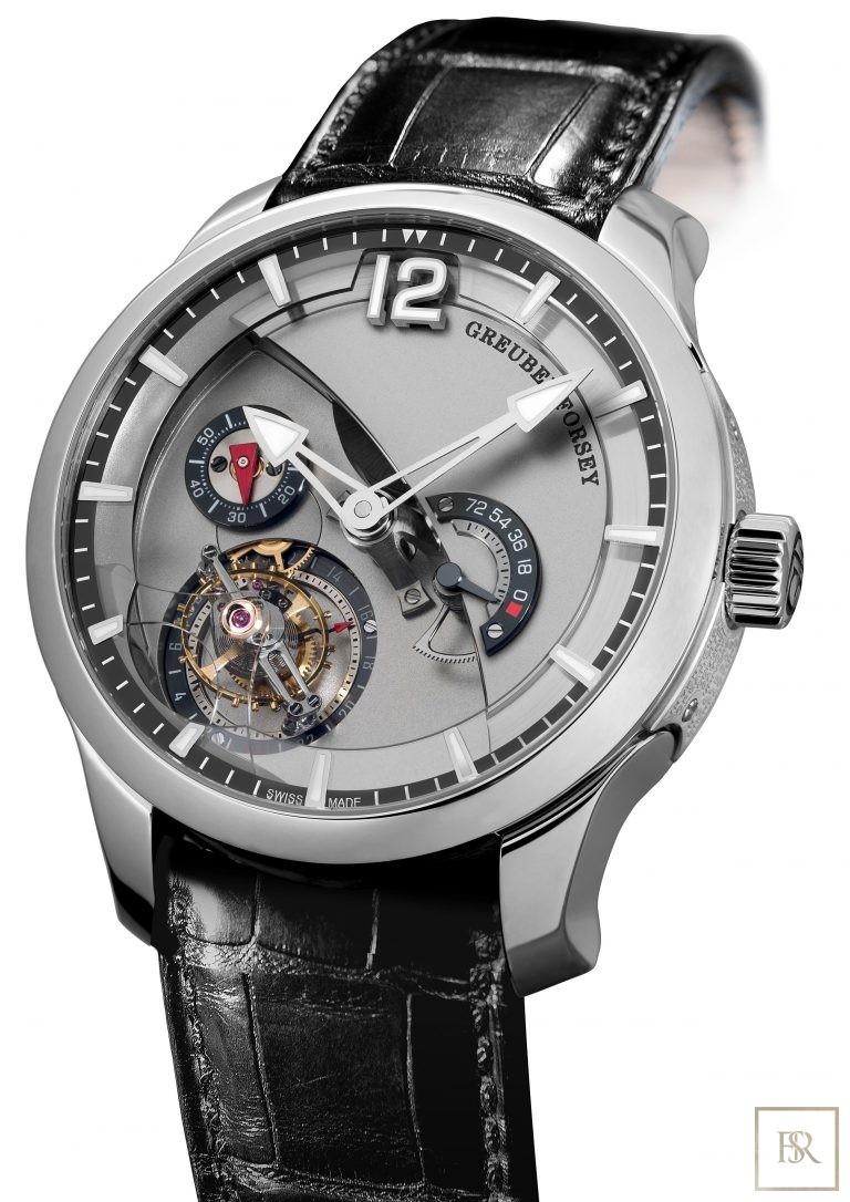 Watch GREUBEL FORSEY Tourbillon 24 Seconds Contemporain United Arab Emirates for sale For Super Rich