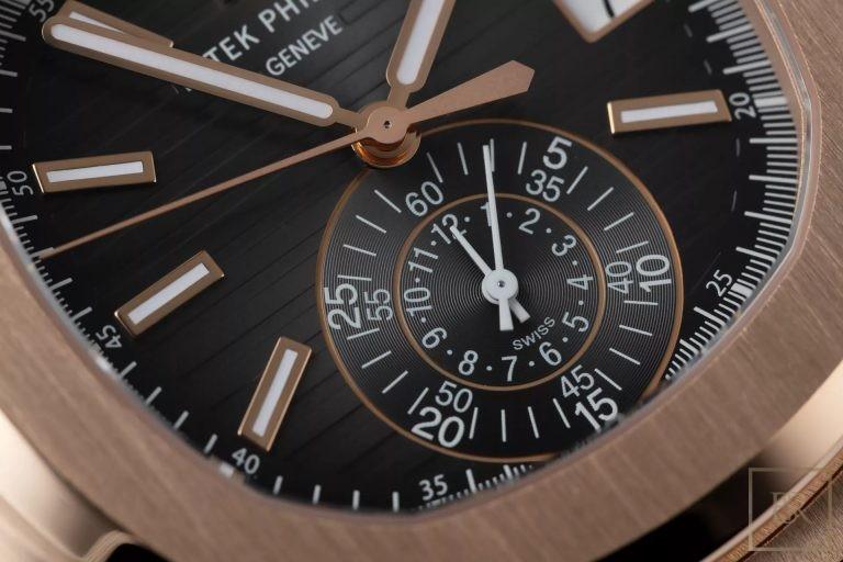 Watch PATEX PHILIPPE Nautilus Chronograph 18k rose gold  Unique for sale For Super Rich