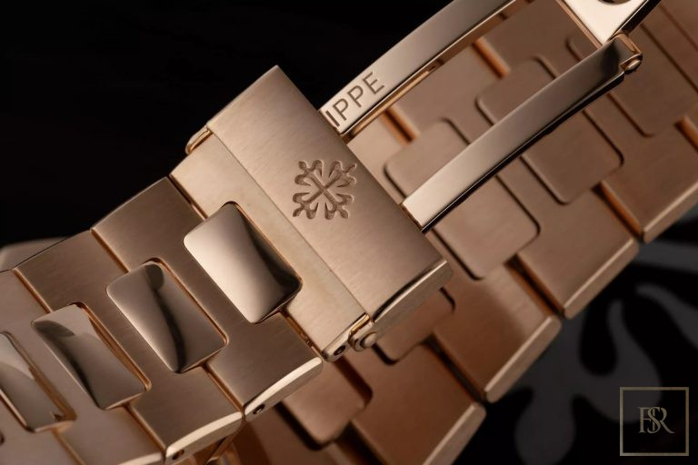 Watch PATEX PHILIPPE Nautilus Chronograph 18k rose gold  price country for sale For Super Rich
