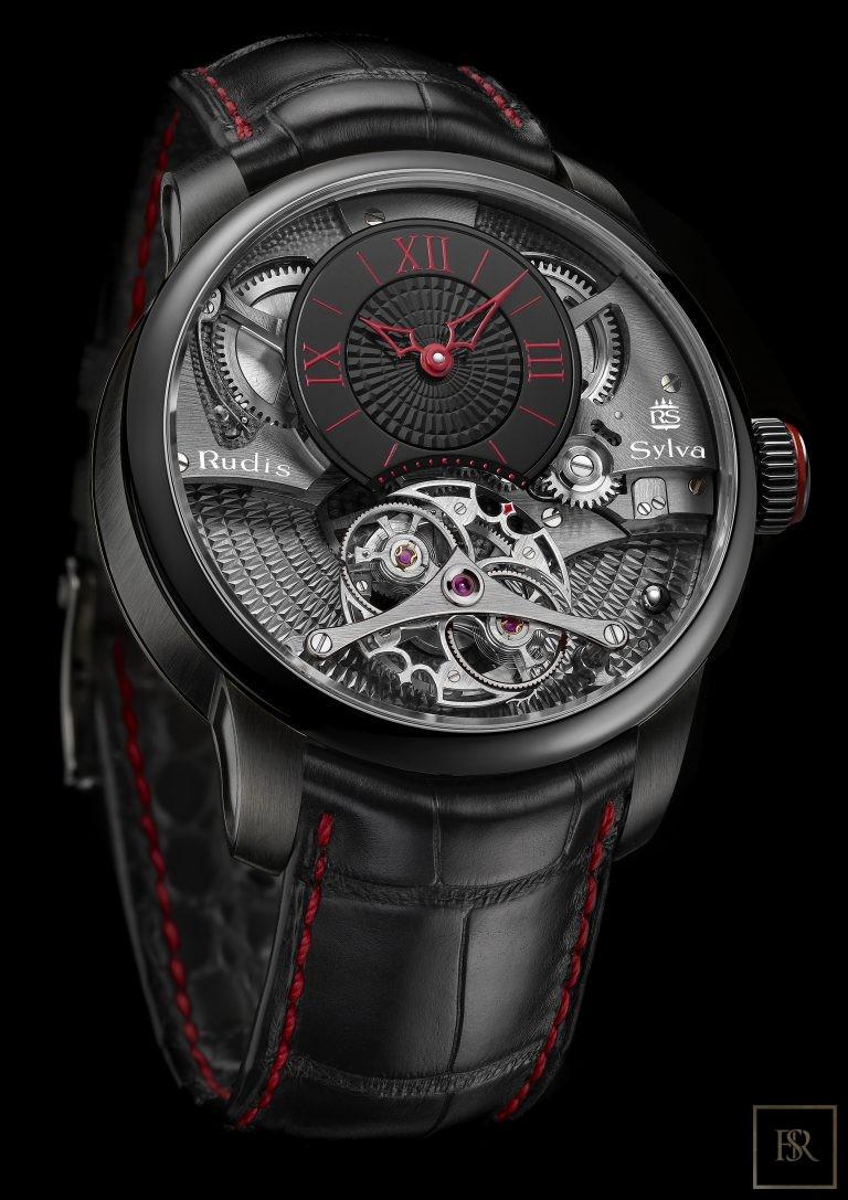 Watch RS14 Black Titanium - RUDIS SYLVA  Monaco for sale For Super Rich