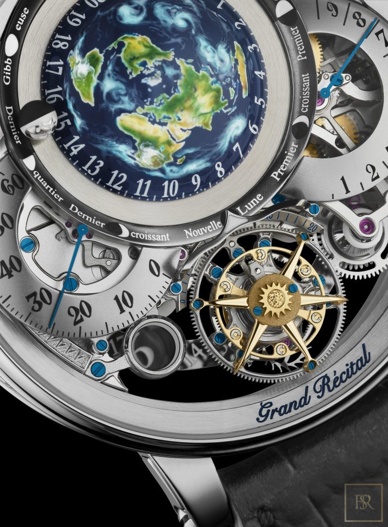 Watch Récital 22 Grand Récital - BOVET 1822 539000 for sale For Super Rich