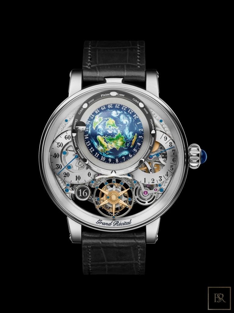 Watch Récital 22 Grand Récital - BOVET 1822 Monaco for sale For Super Rich