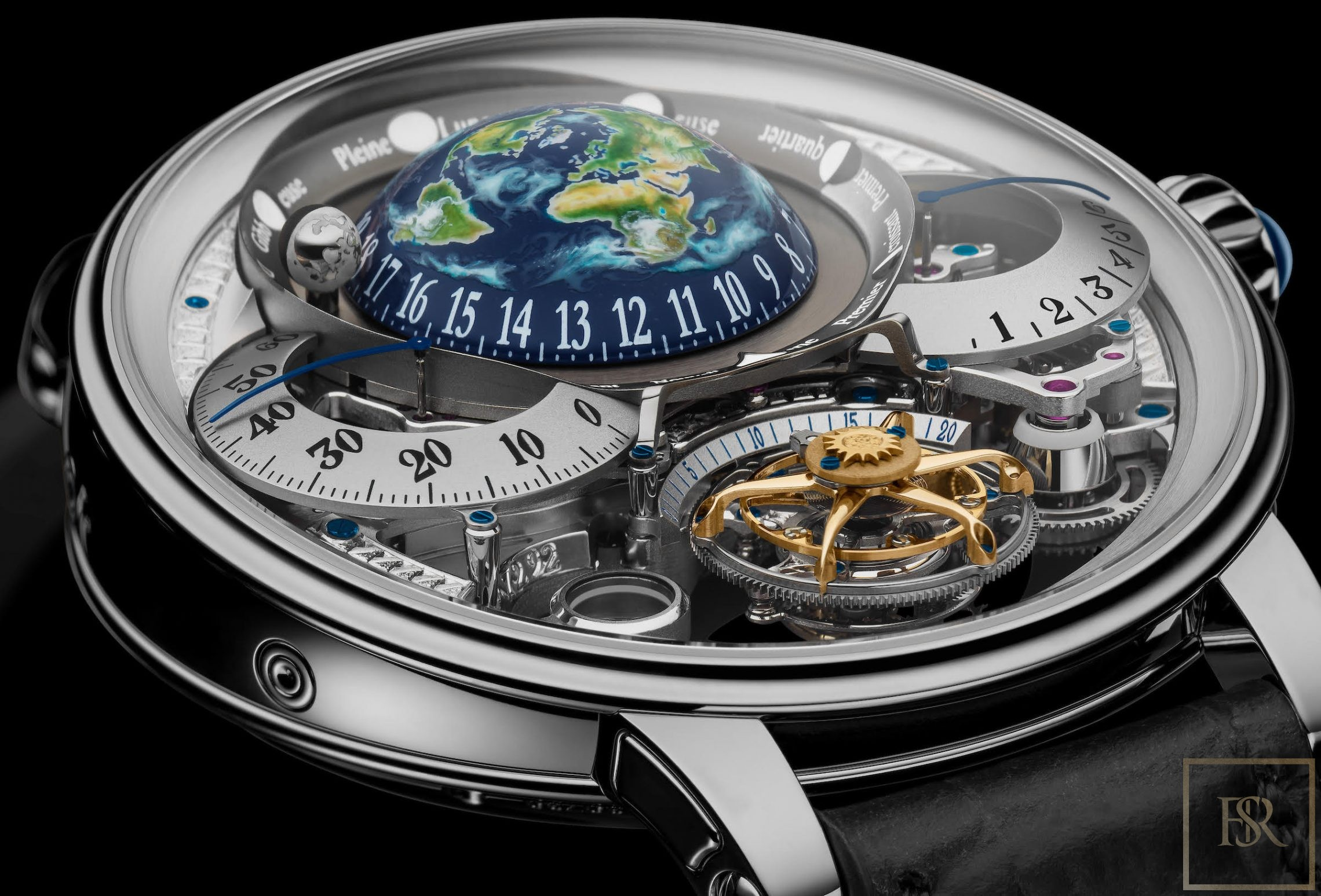 Watch Récital 22 Grand Récital - BOVET 1822 for sale For Super Rich