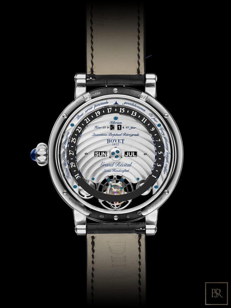 Watch Récital 22 Grand Récital - BOVET 1822 Unique for sale For Super Rich