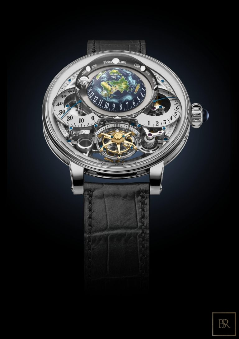 Watch Récital 22 Grand Récital - BOVET 1822 Luxury for sale For Super Rich