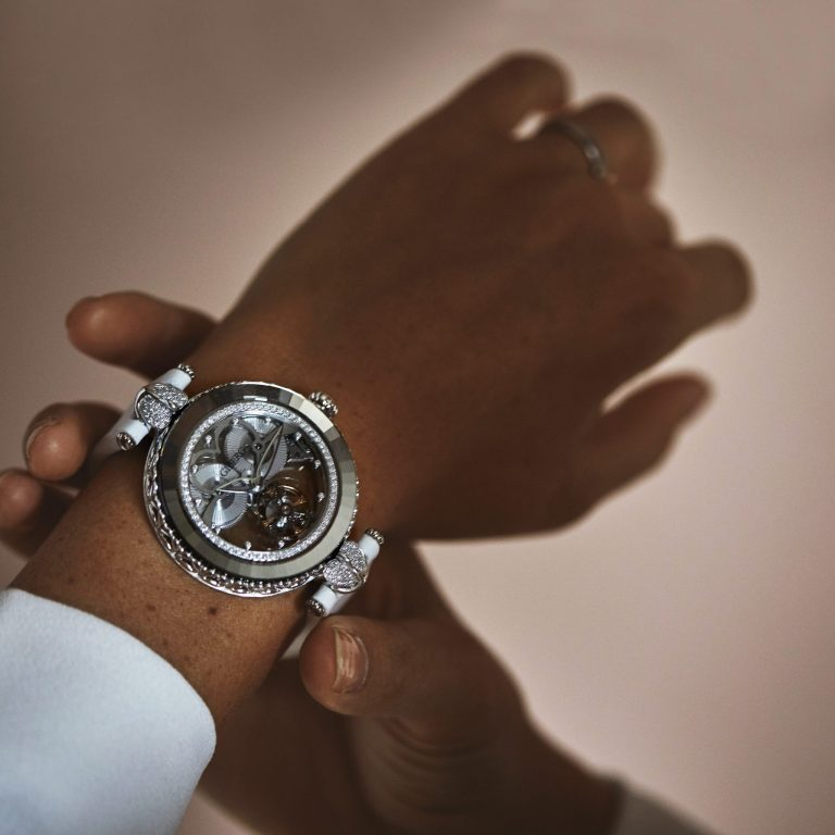 Watch OLORA Diamond - GIBERG ultra luxury for sale For Super Rich