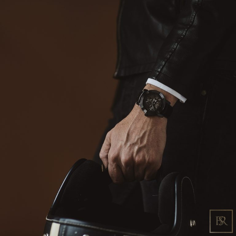 Watch ALAGARO All Black - GIBERG ultra luxury for sale For Super Rich