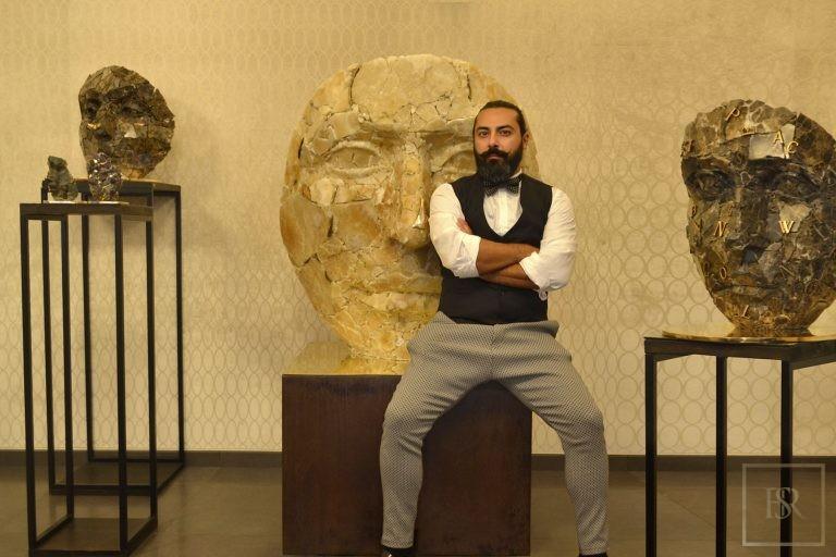 Sculpture Flusso di Coscienza - GIUSEPPE D'ANGELO 96000 for sale For Super Rich