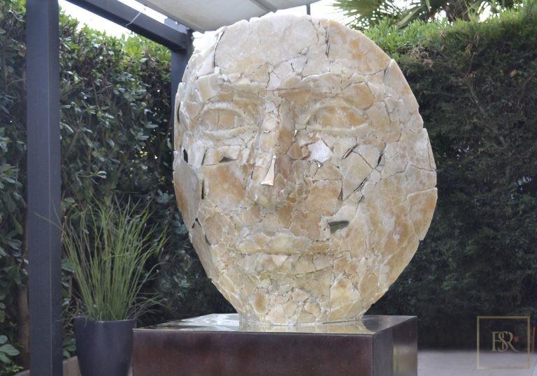 Sculpture, Giuseppe D Angelo FLUSSO DI COSCIENZA