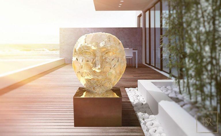 Sculpture Flusso di Coscienza - GIUSEPPE D'ANGELO Unique for sale For Super Rich