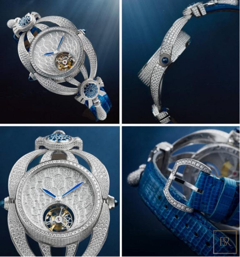 Watch NIURA Sapphire - GIBERG Luxury for sale For Super Rich