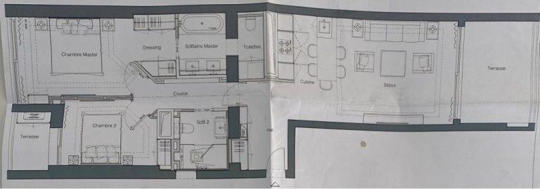 Apartment Golden Square - Monte-Carlo property for sale For Super Rich