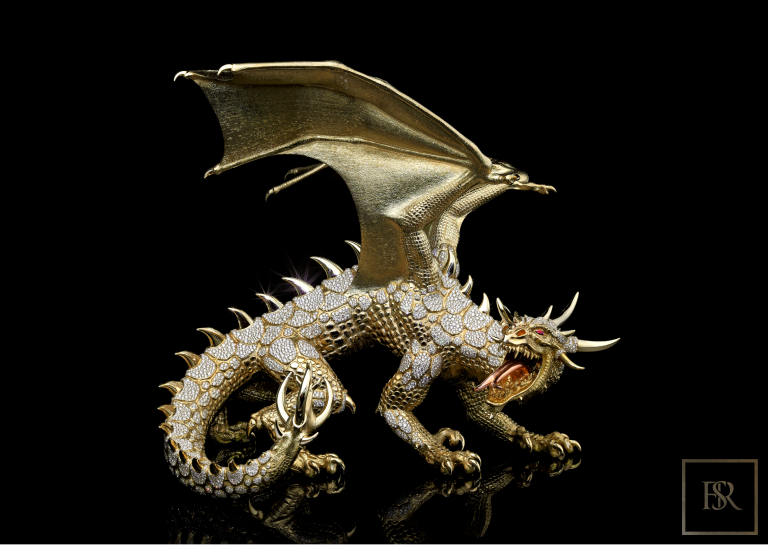 Masterpiece, Giberg Dragon AHTON